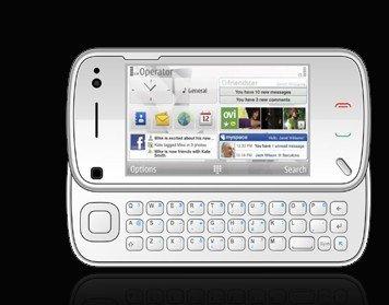 N97 Dual Sim Card Dual Standby  Cell Phone Java ,TV,WIFI