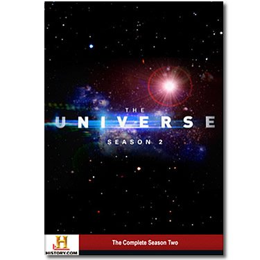 The Universe Season 2 DVD Set