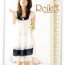 Flare dress (D8843)