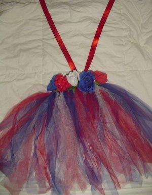 Patriotic Princess Tutu Dress