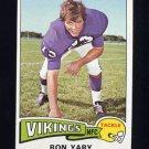 1975 Topps Football #433 Ron Yary - Minnesota Vikings NM-M