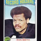 1975 Topps Football #356 Ron Smith RB - Oakland Raiders NM-M