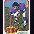 1976 Topps Football #385 Jim Marshall - Minnesota Vikings