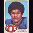 1976 Topps Football #351 Glenn Doughty - Baltimore Colts