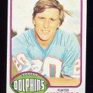 1976 Topps Football #172 Larry Seiple - Miami Dolphins ExMt