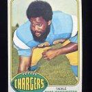 1976 Topps Football #038 Russ Washington - San Diego Chargers