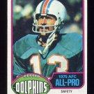 1976 Topps Football #120 Jake Scott - Miami Dolphins
