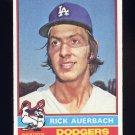 1976 Topps Baseball #622 Rick Auerbach - Los Angeles Dodgers