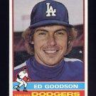 1976 Topps Baseball #386 Ed Goodson - Los Angeles Dodgers