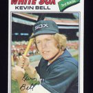 1977 Topps Baseball #083 Kevin Bell RC - Chicago White Sox