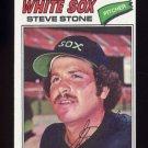 1977 Topps Baseball #017 Steve Stone - Chicago White Sox Ex