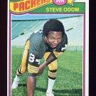 1977 Topps Football #509 Steve Odom - Green Bay Packers