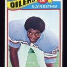 1977 Topps Football #506 Elvin Bethea - Houston Oilers