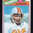 1977 Topps Football #468 Bob Moore - Tampa Bay Buccaneers