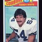 1977 Topps Football #342 Randy White - Dallas Cowboys