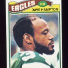 1977 Topps Football #126 Dave Hampton - Philadelphia Eagles