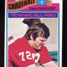 1977 Topps Football #090 Dan Dierdorf - St. Louis Cardinals NM-M