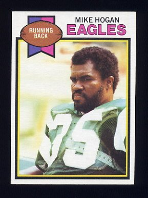 1979 Topps Football #403 Mike Hogan - Philadelphia Eagles