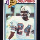 1979 Topps Football #370 Delvin Williams - Miami Dolphins