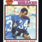 1979 Topps Football #336 Rickey Young RB - Minnesota Vikings