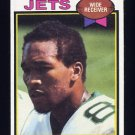 1979 Topps Football #327 Derrick Gaffney - New York Jets