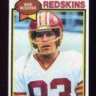 1979 Topps Football #297 Ricky Thompson - Washington Redskins