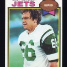 1979 Topps Football #247 Randy Rasmussen - New York Jets