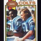 1979 Topps Football #241 Robert Pratt - Baltimore Colts