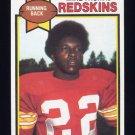 1979 Topps Football #175 Mike Thomas - Washington Redskins