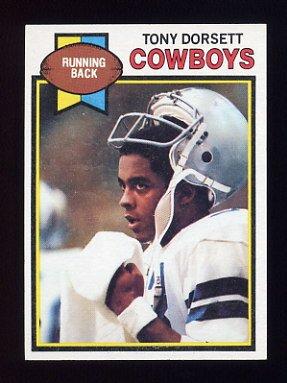 1979 Topps Football #160 Tony Dorsett - Dallas Cowboys