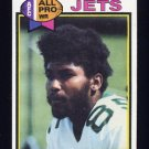 1979 Topps Football #141 Wesley Walker - New York Jets
