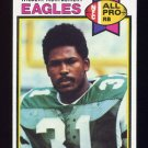 1979 Topps Football #085 Wilbert Montgomery RC - Philadelphia Eagles