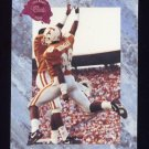 1991 Classic Four Sport Football #209 Anthony Morgan - Chicago Bears