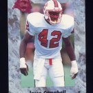 1991 Classic Four Sport Football #144 Jesse Campbell - Philadelphia Eagles