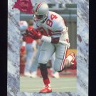 1991 Classic Four Sport Football #142 Jeff Graham - Pittsburgh Steelers