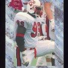 1991 Classic Four Sport Football #128 Mike Jones - Phoenix Cardinals