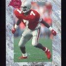 1991 Classic Four Sport Football #117 Vinnie Clark - Green Bay Packers