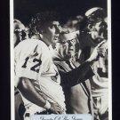 1992 All World Football #267 Joe Namath - New York Jets