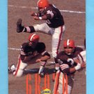 1992 Browns Sunoco Football #05 Lou Groza - Cleveland Browns