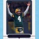2005 Topps Chrome Football #139 Brett Favre - Green Bay Packers