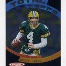 2005 Topps Total Football Total Topps Insert #TT19 Brett Favre - Green Bay Packers