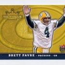 2005 Ultra Football TD Kings Insert #15 Brett Favre - Green Bay Packers