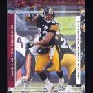 2006 Absolute Memorabilia Spectrum Red Insert #119 Antwaan Randle El - Washington Redskins
