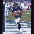 2006 Absolute Memorabilia Retail #125 Keenan McCardell - San Diego Chargers