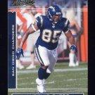 2006 Absolute Memorabilia Retail #123 Antonio Gates - San Diego Chargers