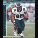 2006 Absolute Memorabilia Retail #115 Brian Westbrook - Philadelphia Eagles