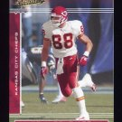 2006 Absolute Memorabilia Retail #080 Tony Gonzalez - Kansas City Chiefs