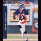 2006 Absolute Memorabilia Retail #048 Jake Plummer - Denver Broncos