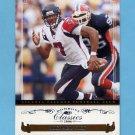 2006 Donruss Classics Football #006 Michael Vick - Atlanta Falcons