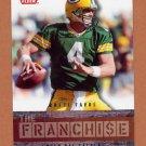 2006 Fleer Football The Franchise #TFBF Brett Favre - Green Bay Packers